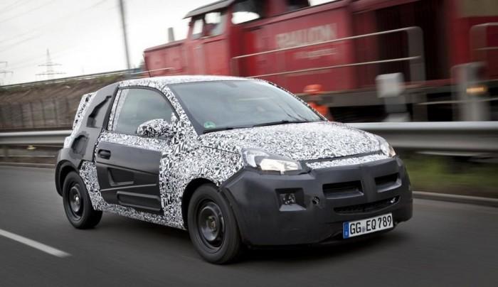 Adam Opelről, a márka alapítójáról kapja nevét az új kisautó