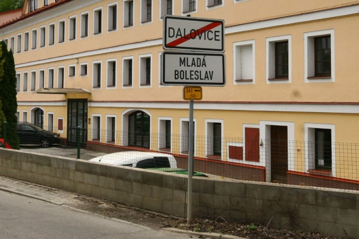 Igazából nem is Mlada Boleslavban van a dizájnközpont