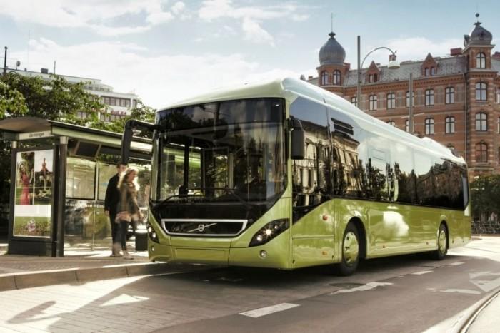 Volvo 7900 Hybrid