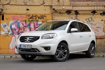 Renault Koleos: A láthatatlan autó