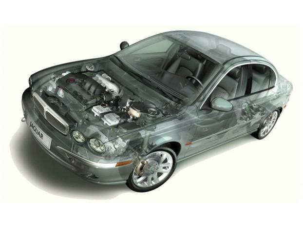 A Jaguar X-Type a bőre alatt javarészt Ford Mondeo, pont ezért elkerüli a sok macskanyavalya