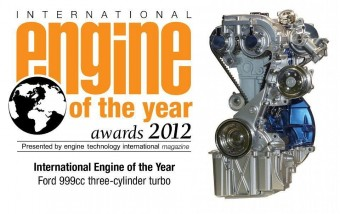 A Fordé az Év Motorja-díj