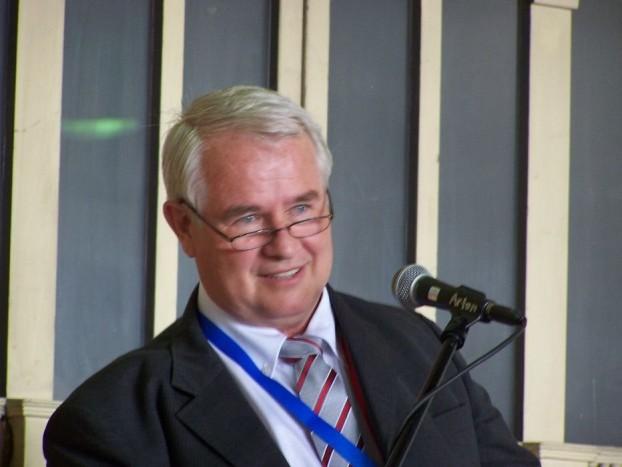 Adamis Gábor, a Webasto Hungária Kft. vezetője beszél