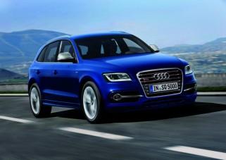 Dízelmotoros sportmodell az Audinál