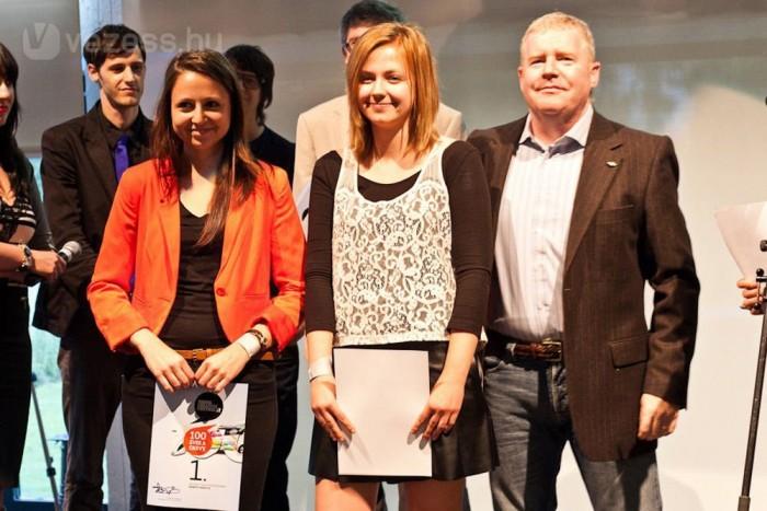 A győztesek komoly pénzdíjban is részesültek