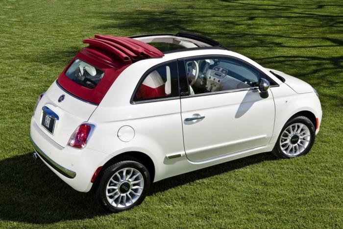 A átlagosan a FIAT autói a legtakarékosabbak, így a márka áll az éleb