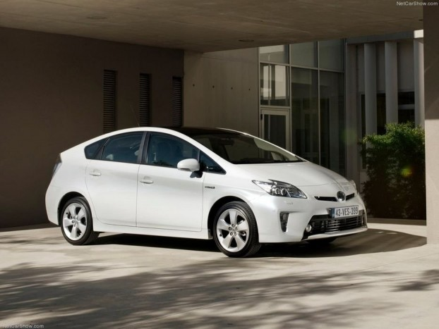 A legtakarékosabb benzines a Prius