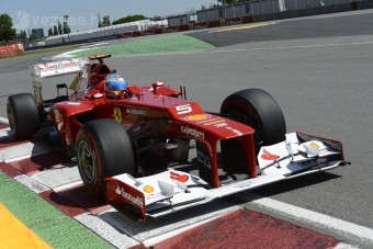 F1: Minden futamon nyerne a Ferrari