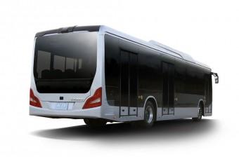 Kínai villanybuszt a népnek