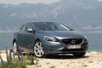 A legbiztonságosabb Volvo:  új V40