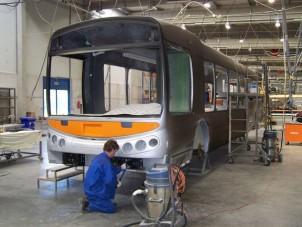 A balzafa is magyar autóbuszt terem