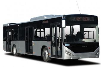 100 új, Voith váltós városi busz Izmirben