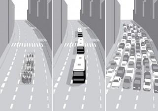 A budapesti parkolási rendszert csodálta a nagyvilág