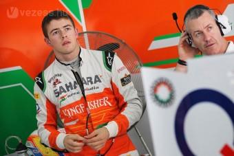 F1: Di Resta szakított Hamilton apjával