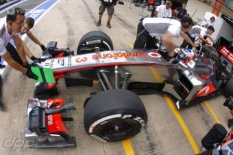 F1: Kólára cserélheti a telefont a McLaren