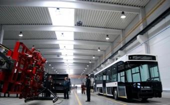 Megújul a Credo autóbuszok vázszerkezete