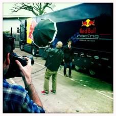 F1: Webber playboyt játszott