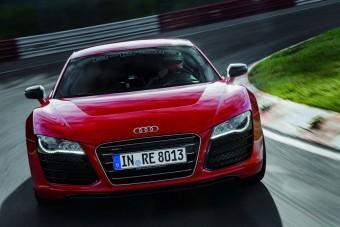 Világrekord elektromos Audival