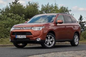 Minőség, minőség, minőség: Új Mitsubishi Outlander