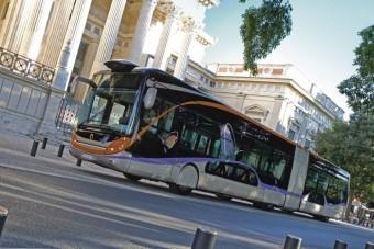Irisbus a párizsi közösségi közlekedési kiállításon