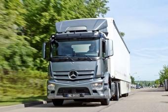Közeledik a Mercedes-Benz Antos