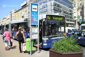 Megmondja a mobil, mikor jön a busz