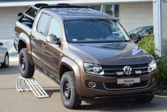 Vadászkellék Amarok a magyar Volkswagentől