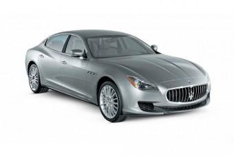 Kiszivárgott az új Maserati limuzin