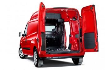 Fiat Dobló, kategóriájának legnagyobb puttonyával