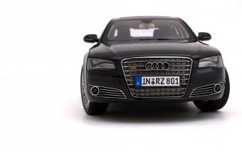 Audi, a név kicsiben is kötelez