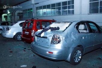 Holttest a Suzuki-gyárban