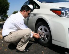 Kétperces vizsgálat az autóbaleset ellen