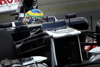 F1: Sennának is összejött végre