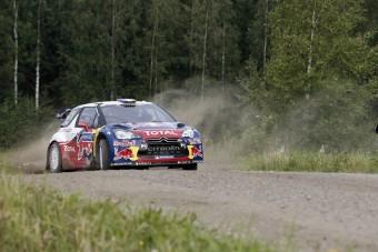 Sebastien Loeb nyerte a Finn-ralit