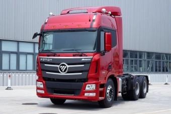 Kamionokat és motorokat gyárt a Daimler Kínában