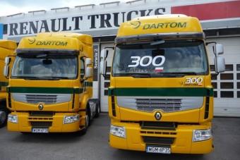 Magyarországra is szállít a 300 új lengyel Renault