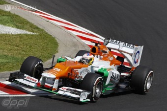 F1: Osztott programon a Force India