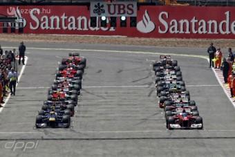 F1: Minden csapat ott lesz a rajtrácson