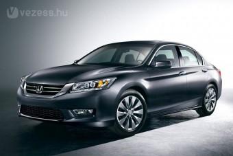 Amerikában már új a Honda Accord