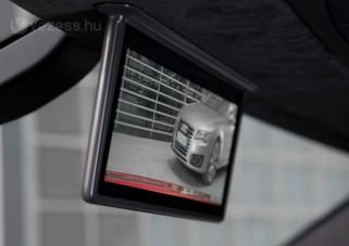 Digitális visszapillantó az Audinál