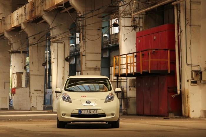 Teszt: Nissan Leaf