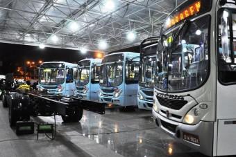 Újabb 520 Mercedes-alvázas autóbusz a brazil BRT-knek