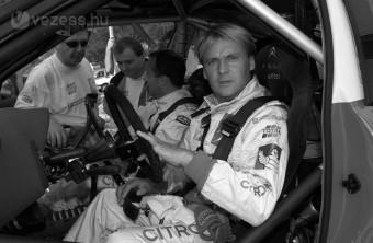 Elhunyt a Citroën ex-versenyzője