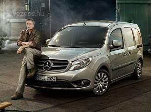 MacGyver-t segíti az új Mercedes Citan