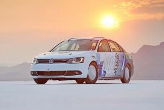 Volkswagen az új hibrid sebességrekorder
