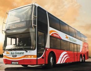VDL emeletes távolsági buszok Írországban