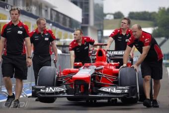 F1: Williams-KERS kerül a Marussiába