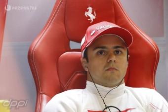 F1: Massa már menthetetlen