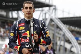 F1: A Red Bull elengedné a tartalékost
