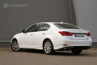 Lexus GS: csak hibridként van értelme?